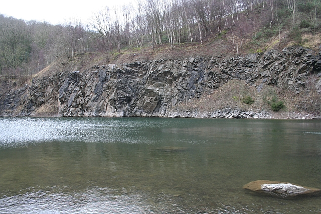 Deceptive Shallows in Gullet Quarry