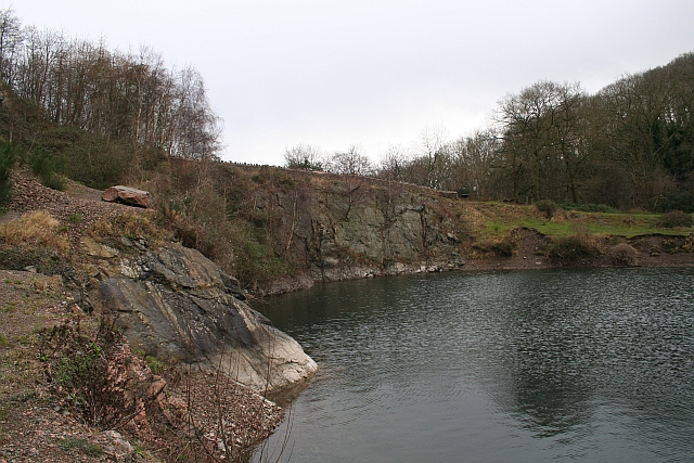 Eastern End of the Gullet Quarry
