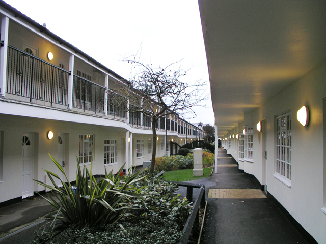 Oyster Bay holiday chalets, Butlin's Holiday Camp