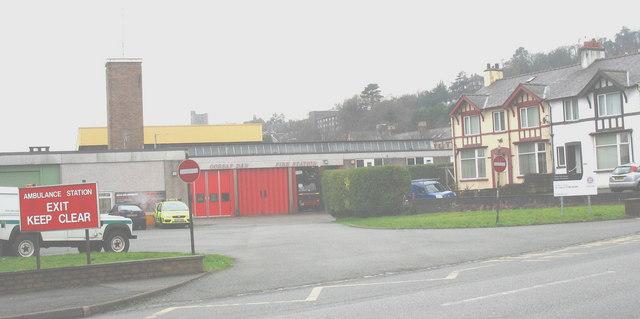 Bangor Fire Station