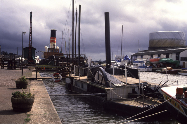 Exeter Maritime Museum