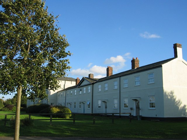 Old workhouse