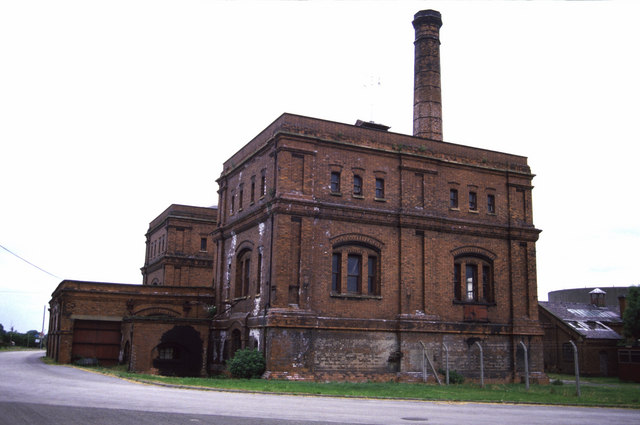 Clay Mills Sewage Pumping Station (disused)