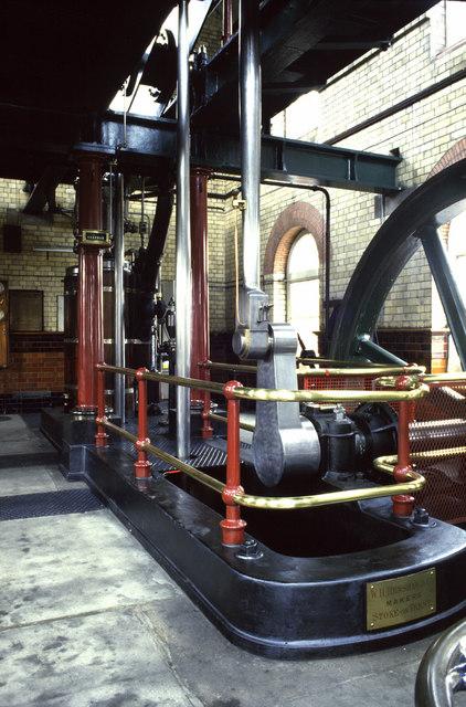 Coleham Sewage Pumping Station