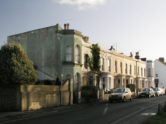 Victoria Terrace, Felpham