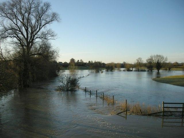 Marton - The River Leam
