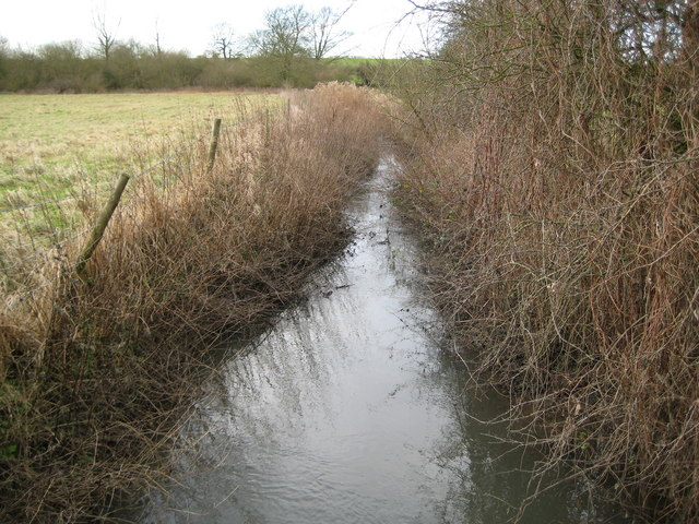 Pincey Brook north of Hatfield Broad Oak