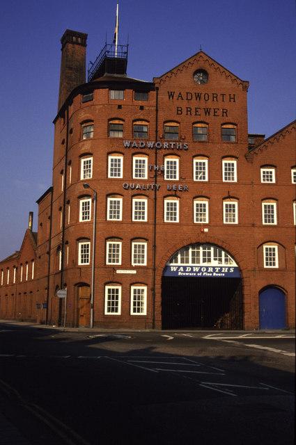 Wadworths Brewery