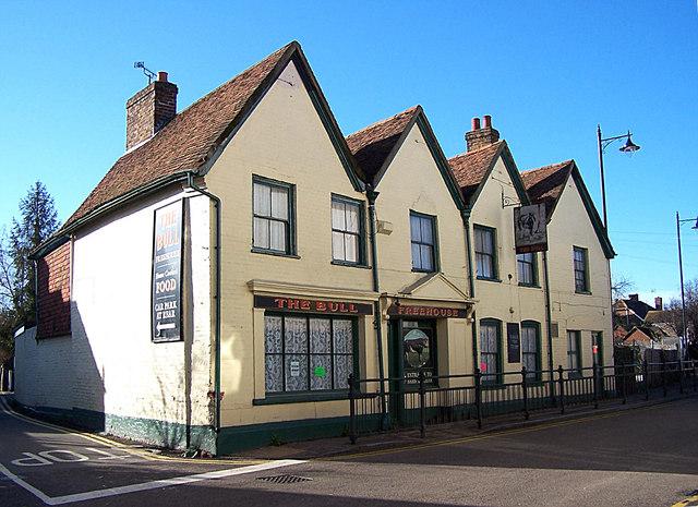 The Bull public house, Newington