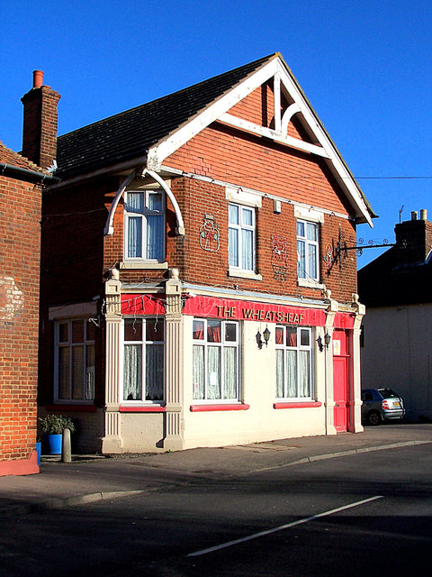 The Wheatsheaf public house, Newington