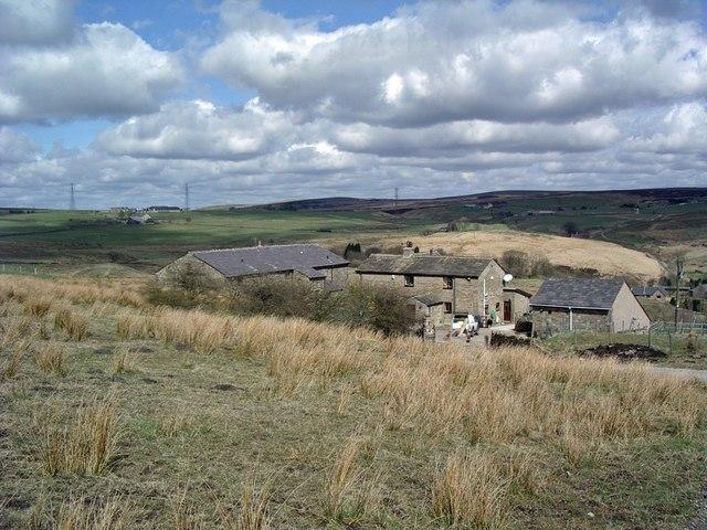Top o' t' Meadow Farm, Entwistle, Darwen