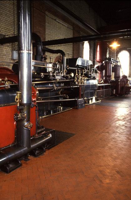 Steam pumping engine, Mill Meece