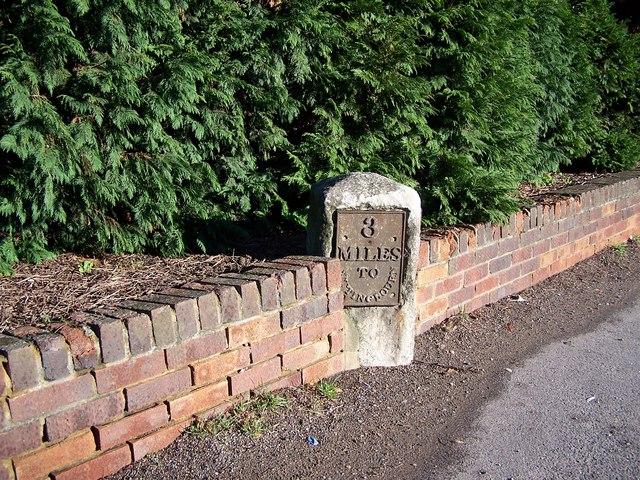 3 miles to Sittingbourn