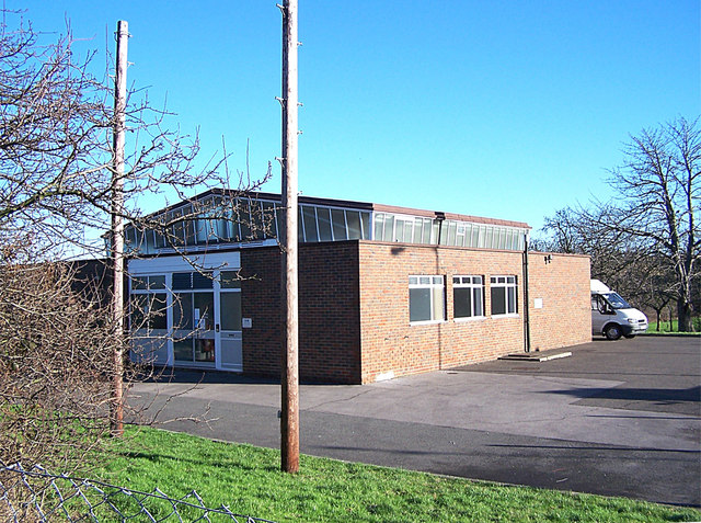 Newington telephone exchange