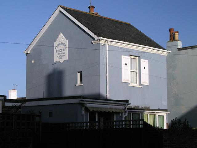 Florance Findlay Memorial Playroom