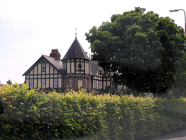 The Halfway House, Prenton.