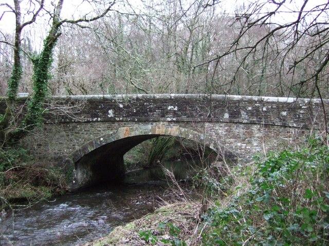 Woolleigh Bridge