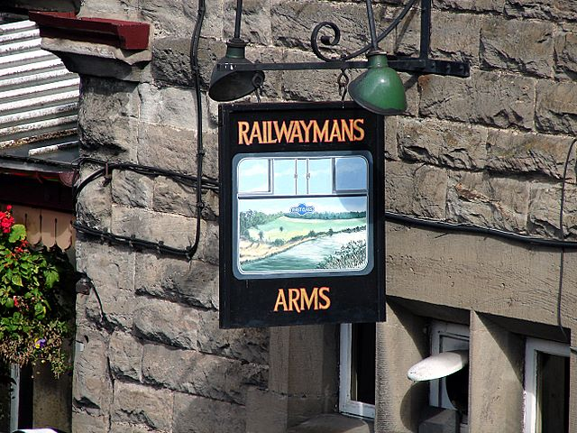 Railwaymans Arms, Bridgnorth