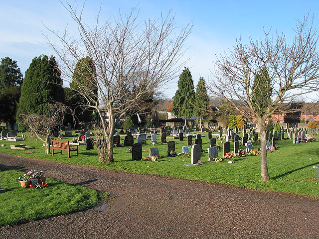 Cemetery, New Street, Ledbury