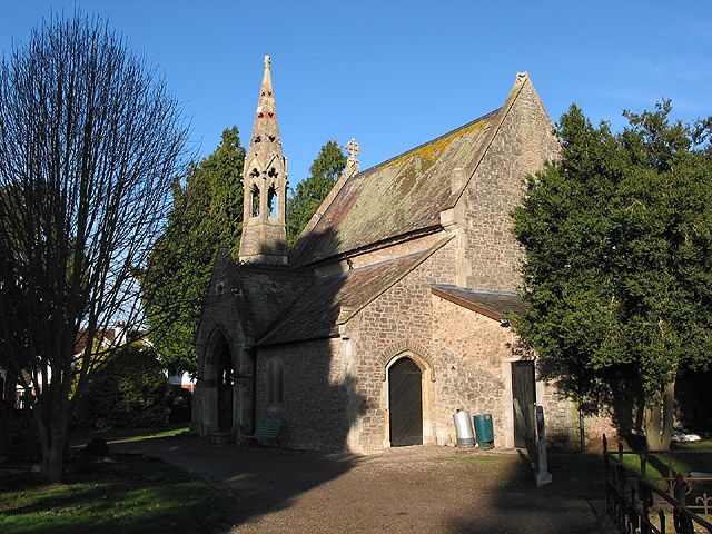 Cemetery chapel, New Street, Ledbury