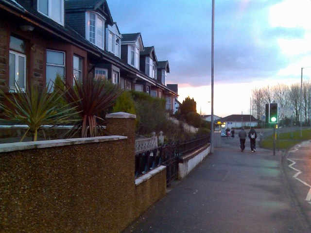 Montrose Street housing