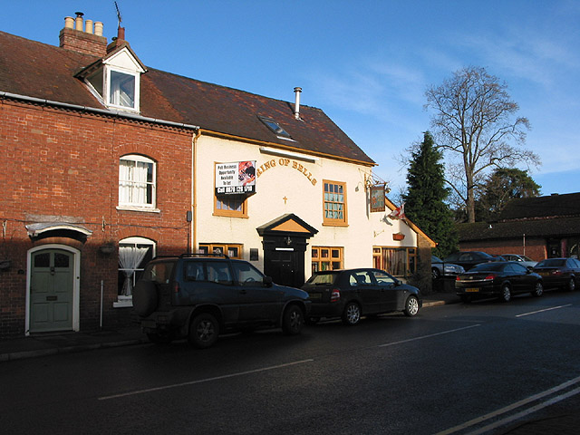 Pub for sale - Ring of Bells, New St. Ledbury