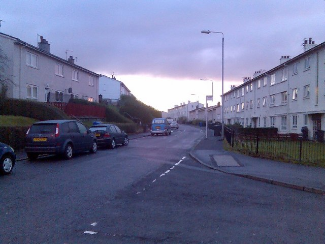 Montrose Street, Drumry