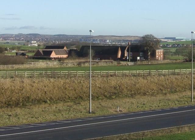 Saredon Hall Farm