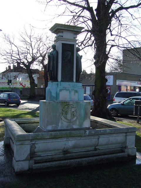 Ouida memorial