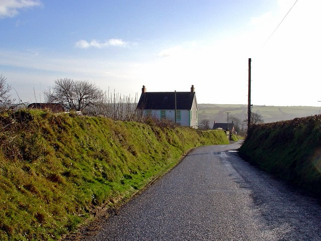 Brynderi, near Glandwr