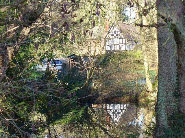 Tilling Bourne Reflections