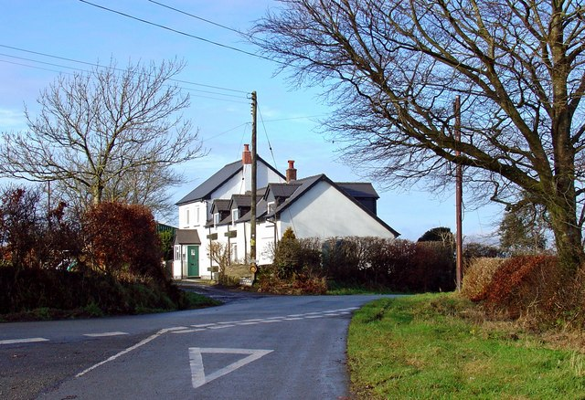 Bush Cottage, Crosshands, Llanboidy
