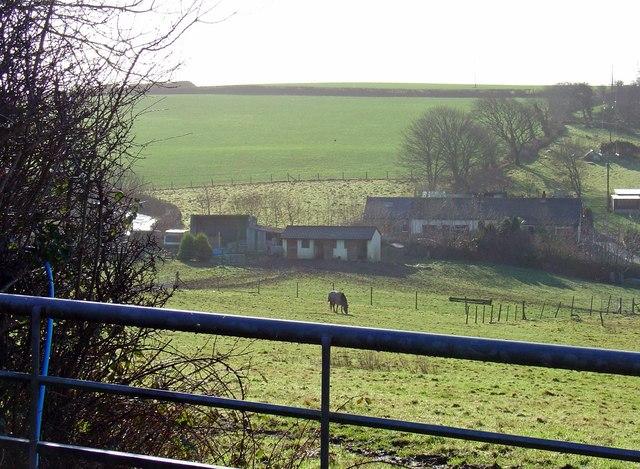 Ffos Argoed Farm