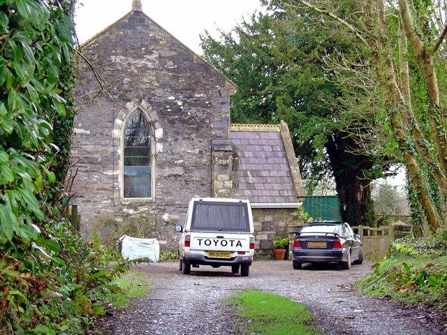 Cilymaenllwyd Old Parish Church