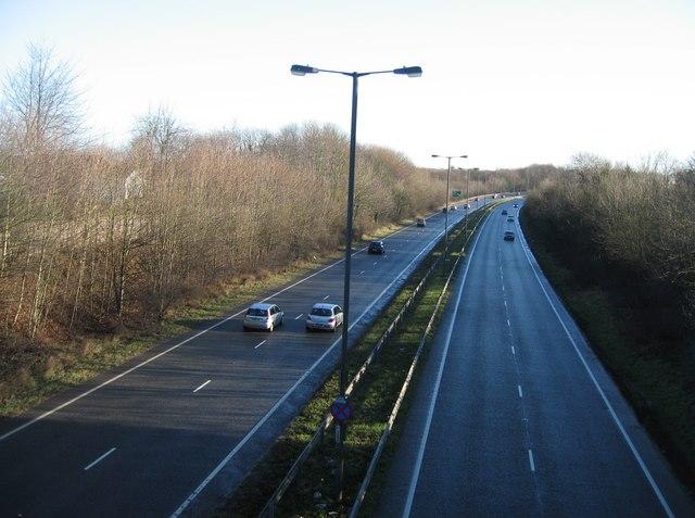 Ringway North A 33