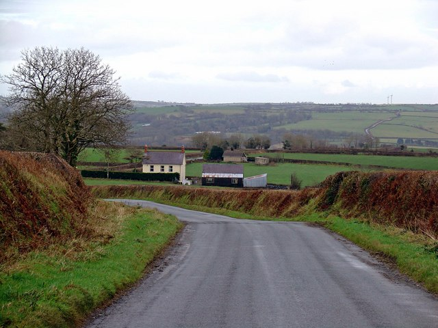House near Pant-y-caws