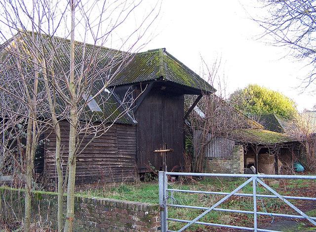 Barn at Chestnut Street Farm