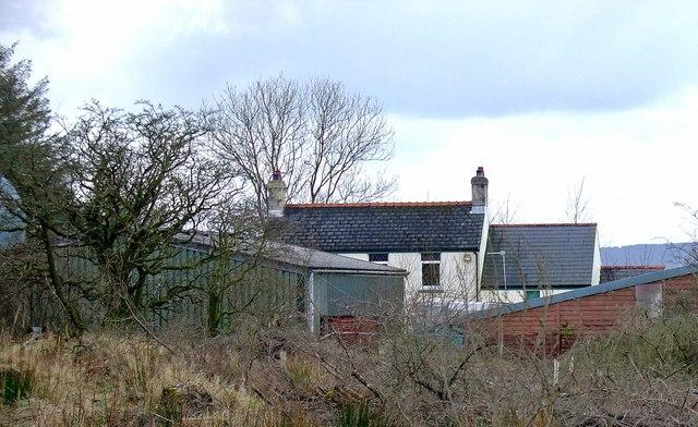 Llwyndrain Farm, Mynachlog-ddu