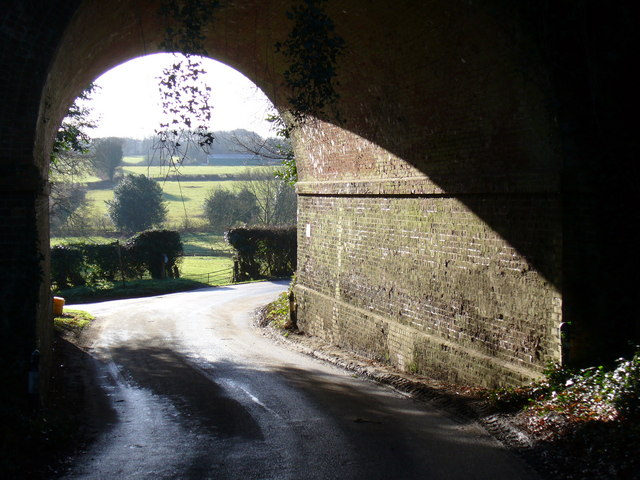 Brook Lane, Railway Arch
