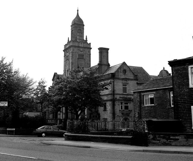 Victoria Hall, Queensbury, Yorkshire