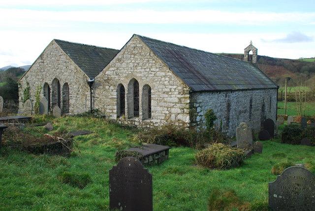 Eglwys Iestyn Sant Llaniestyn