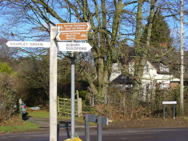 Farley Green Crossroads