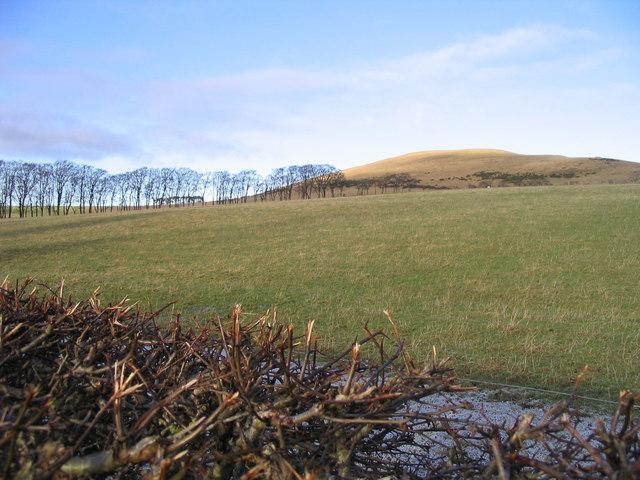 Fields near Broughton