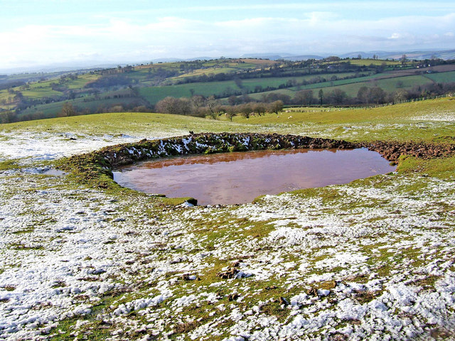 Water supply for sheep