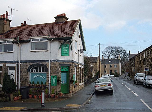 Kipling's Sandwich Shop