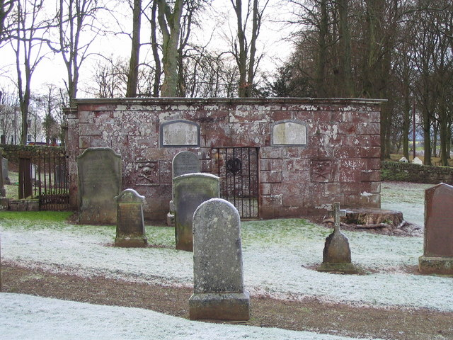 Kirkurd churchyard