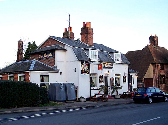The Maypole public house, Borden