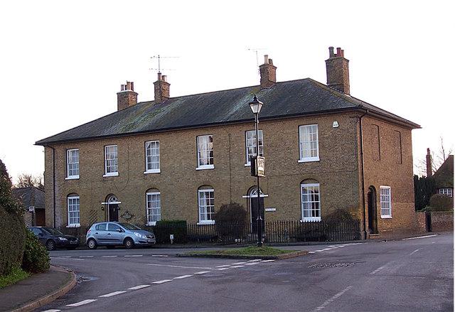 Barrow House, Borden