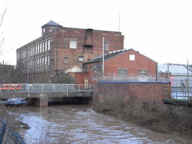 Castle Mill, Kidderminster