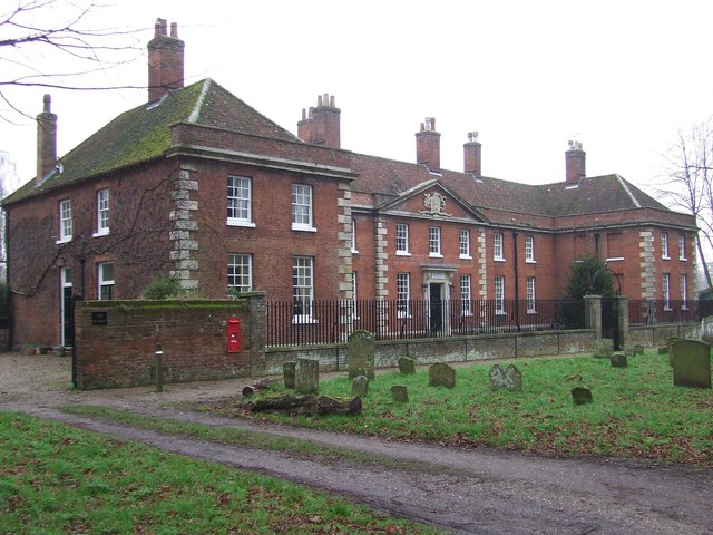 The deanery